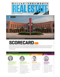 Falcon Realty - Scorecard- DFW Real Estate Review